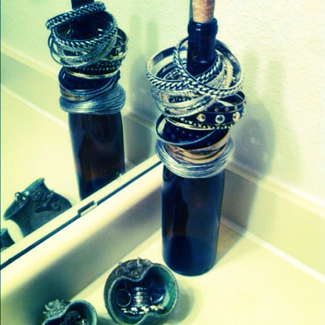 a couple things to do with empty wine bottles trusper