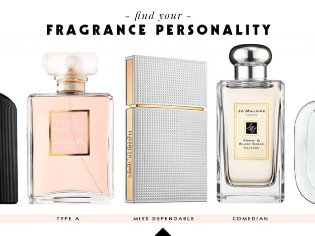 A Fragrance For Every Girl: Find Your Perfume Personality