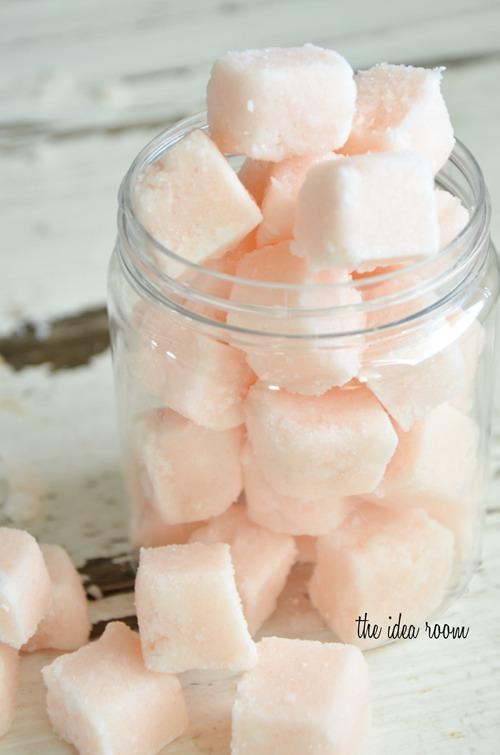 Diy Sugar Cubes Body Scrub | Trusper