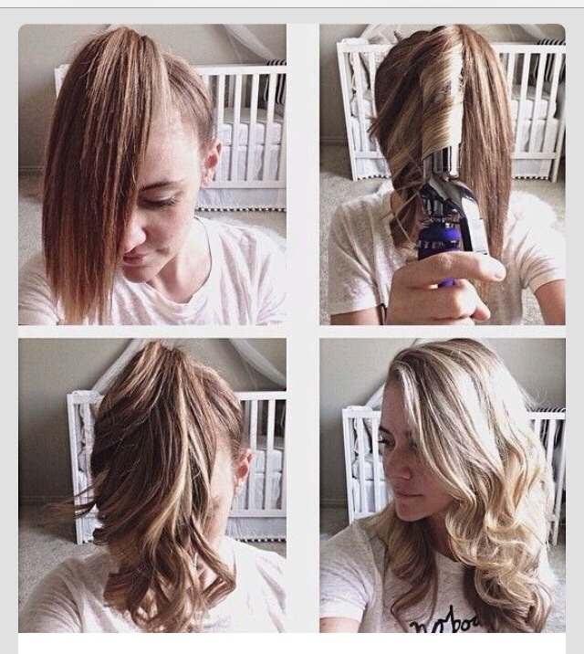Different Ways To Curl Hair www.imgkid.com - The Image Kid Has It!
