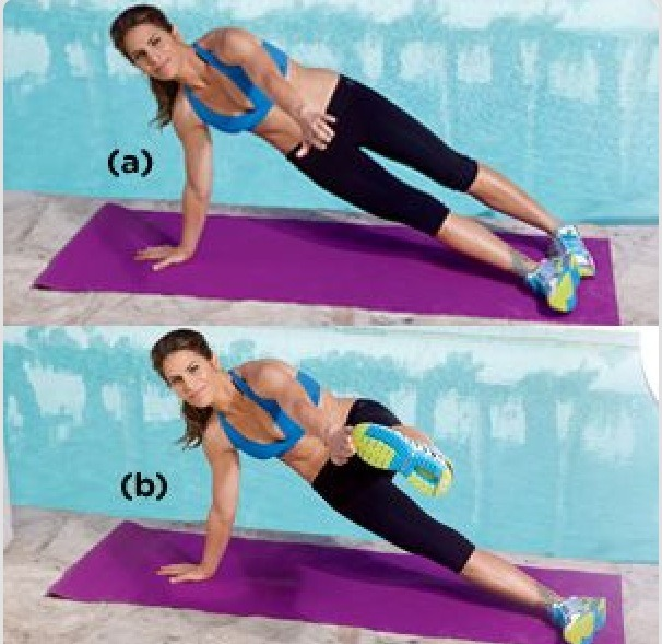 Sculpt Abs of Steel with this 30-Day Plank Challenge from Instagram Fitness Star Kayla Itsines forecast