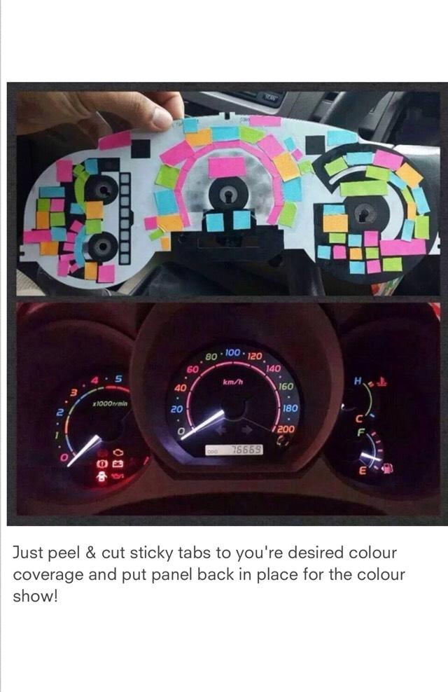 Change Your Car Colours