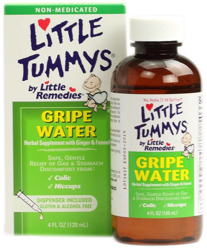 All Natural Gripe Water