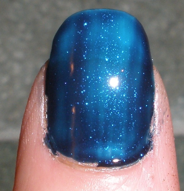 Keep Nail Polish Off Cuticles: When Painting Your Nails Apply Glue Around The Edges To