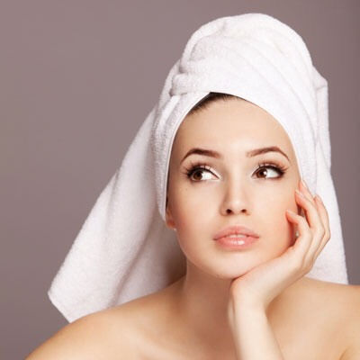 how to use enjo hair towel