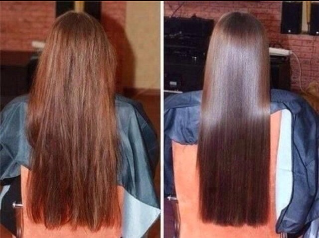Healthy Hair Growth Recipe