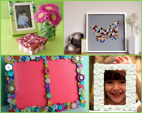 how to make a creative picture frame