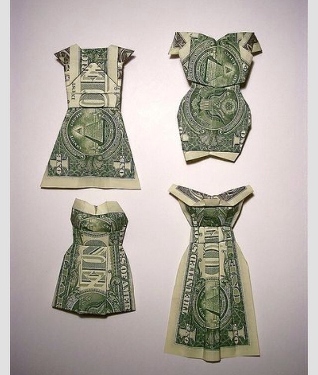 http://www.homemade-gifts-made-easy.com/origami-dress.html