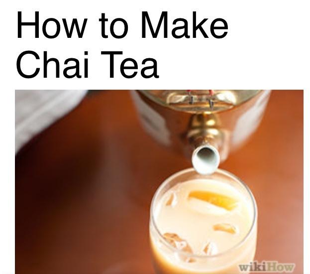 How To Make Chai Tea... Sorry Starbucks!!! | Trusper