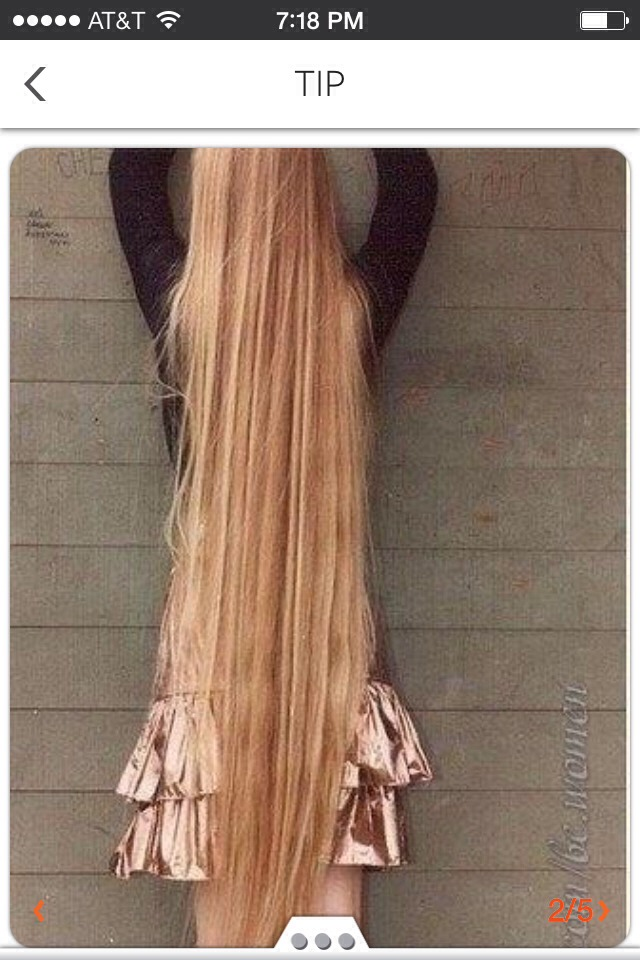 Help Your Hair Grow Faster In A Month