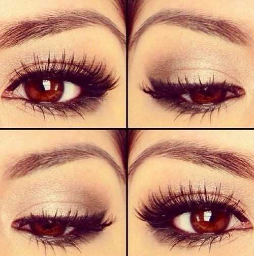 Cute Make Up Looks For Brown Eyes💄💋