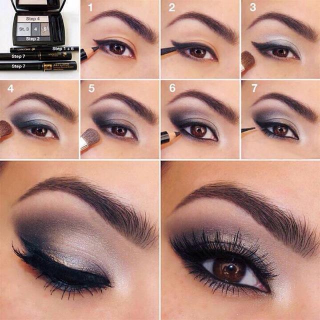 16 Step By Step Eye Makeup Tutorials! 😍