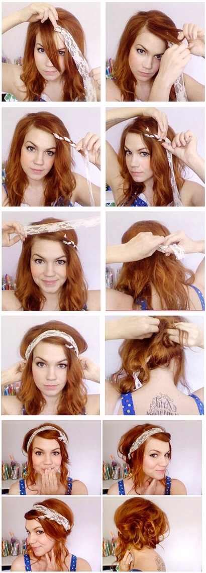 25 Easy Hair Tutorials 💁🏼 Trusper