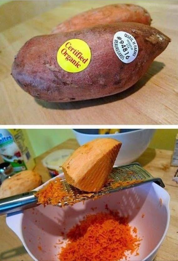 Cheesy Sweet Potato Crisps!!