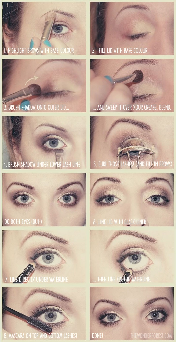 How To Get A Natural Look With Makeup Videos Ona
