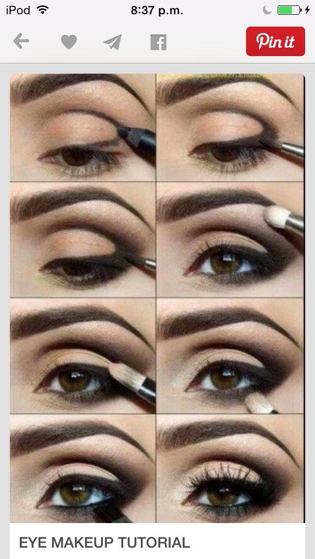 makeup tutorial😊
