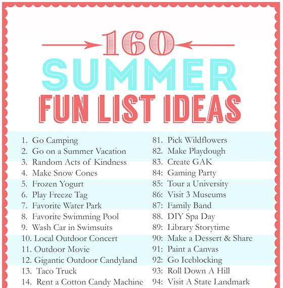 Sexual bucket list ideas