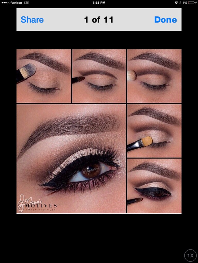 Different Ways To Do Makeup