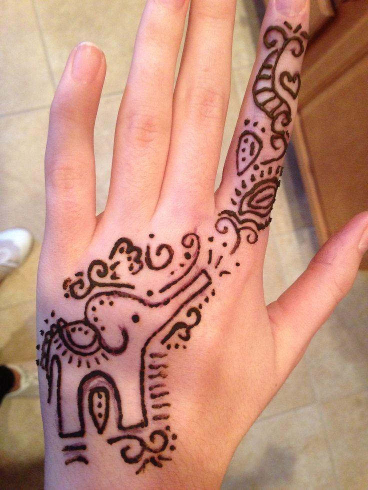 Cute Henna Tattoos: Favourite Henna Designs💞 So Cute For Summer👍💞👌