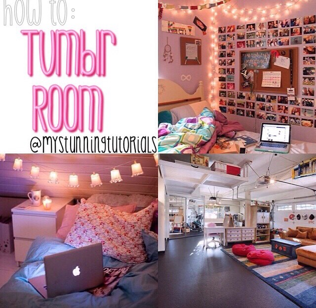 How To Have A Tumblr Room 😊💕