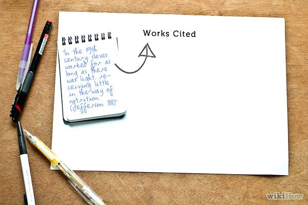 what information needs to be cited in a research paper Note that facts are different from ideas: facts may not need to be cited,  in a  longer research paper, you may not be able to include all of the information or  ideas.
