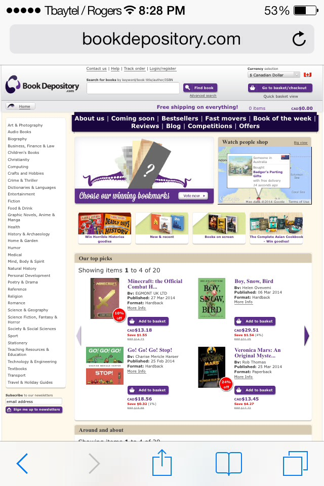 30 Places to Buy, Sell and Trade Books Online