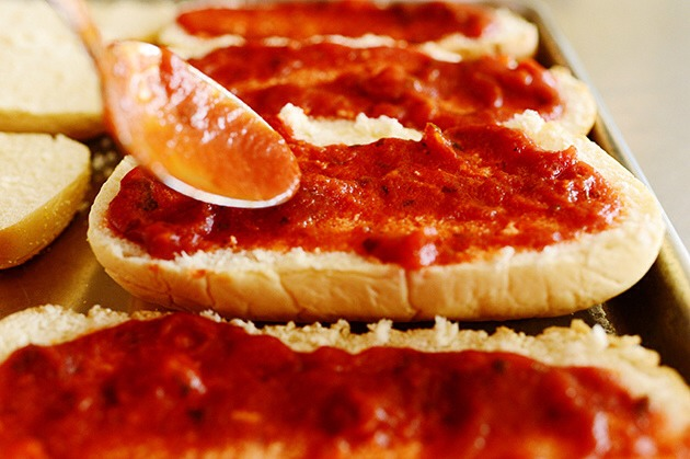 Topping ideas:Italian sausagePepperoni slicesHam slicesBacon or turkey ...