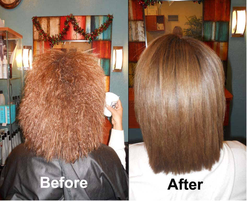 How to grow long healthy hair trusper - Hair straightening salon treatments ...