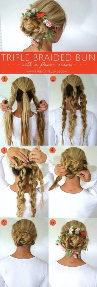 20 Simple Hair Tutorials
