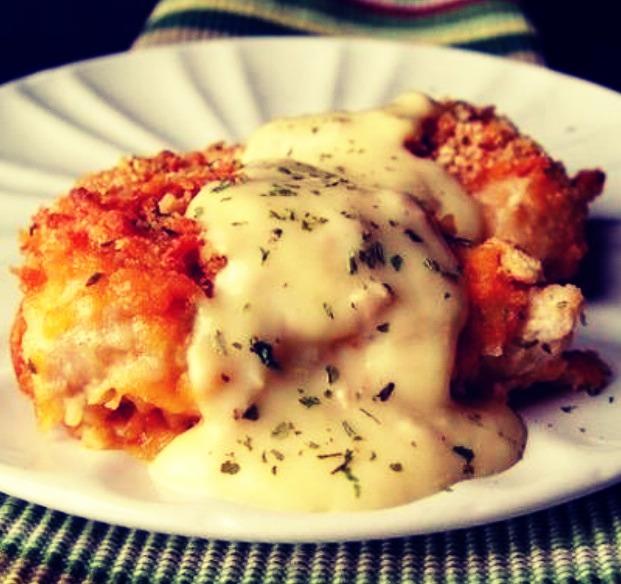 🍗Crispy Cheddar Chicken 🍗