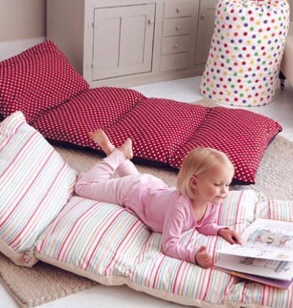 Sew Pillowcases Together Amp Insert Pillows For A Comfy