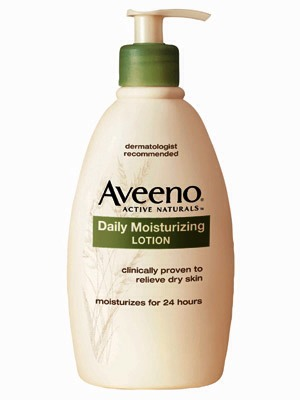 Moisturize daily this lotion is great avoid scented ones .