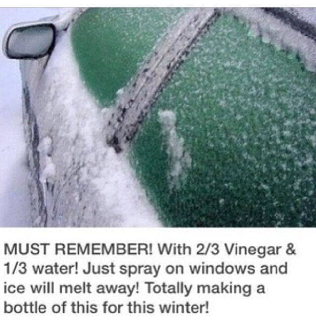 Ice On Cars