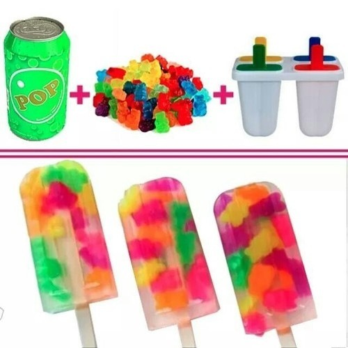 how to make vodka ice lollies
