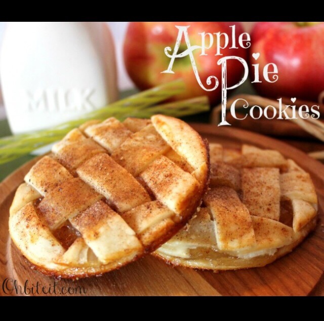 Omg Apple Pie COOKIES😋