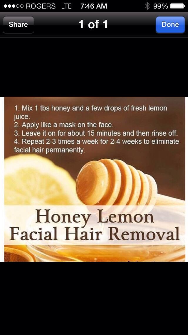 Natural Hair Removal