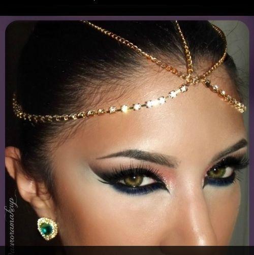 Egyptian Eyes Makeup | Trusper