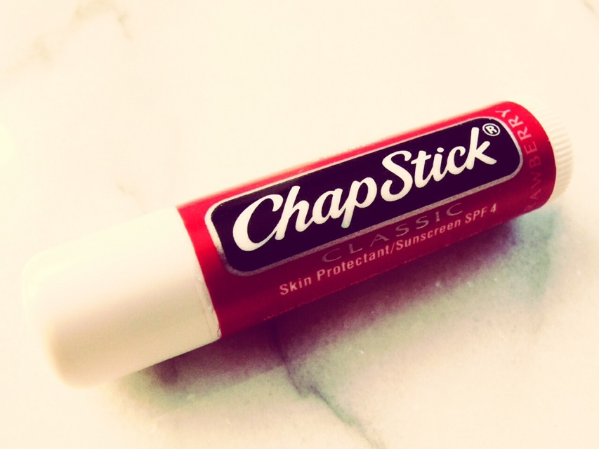 does chapstick help papercuts I knew about winnie the pooh and chapstick the chap stick thing i knew it why papercuts hurt so much good way to help the environment.