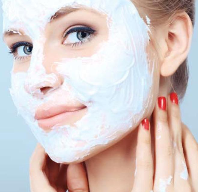 (Painless) Natural Face Mask To Rid Facial Hair