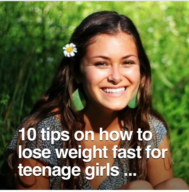 Weight Loss Tips For Teens: Tips On How To Be More Confident :) For The Girls Who Are