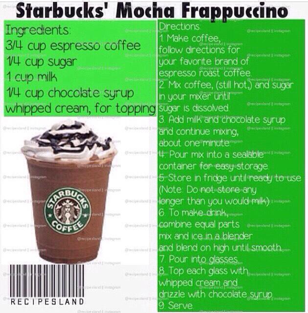 Starbucks Iced Coffee Maker Recipe : Starbucks Drinks To Make At Home Or Order Trusper