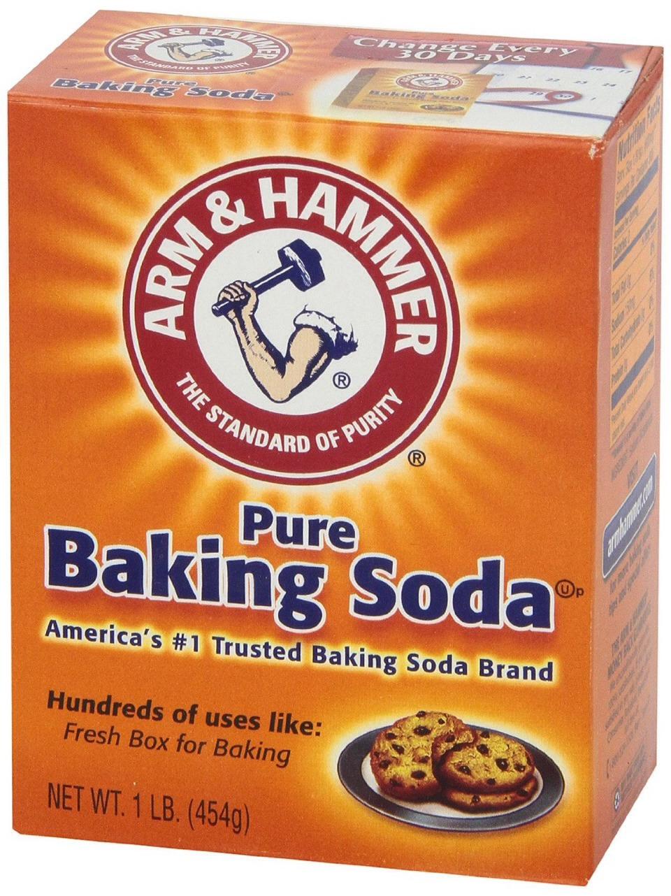 wat is baking soda