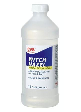 Witch hazel for stretch marks