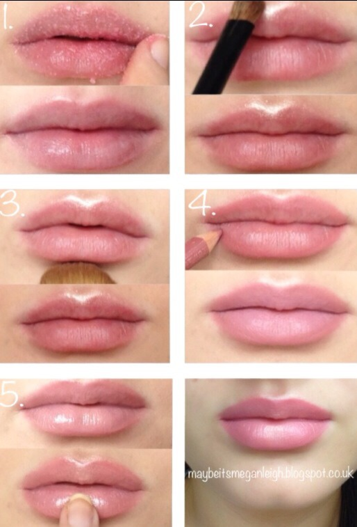 how to get cupid lips