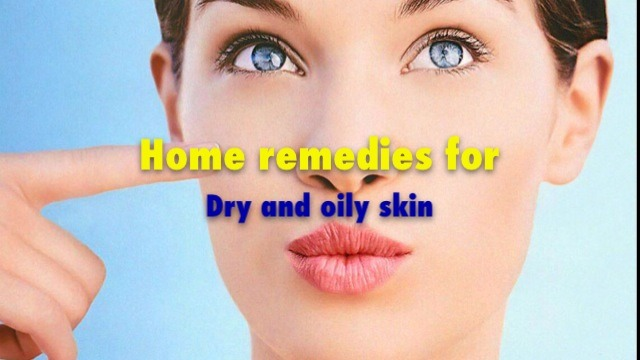 Home Remedies For Oily And Dry Skin - Must See For All Skin Types!