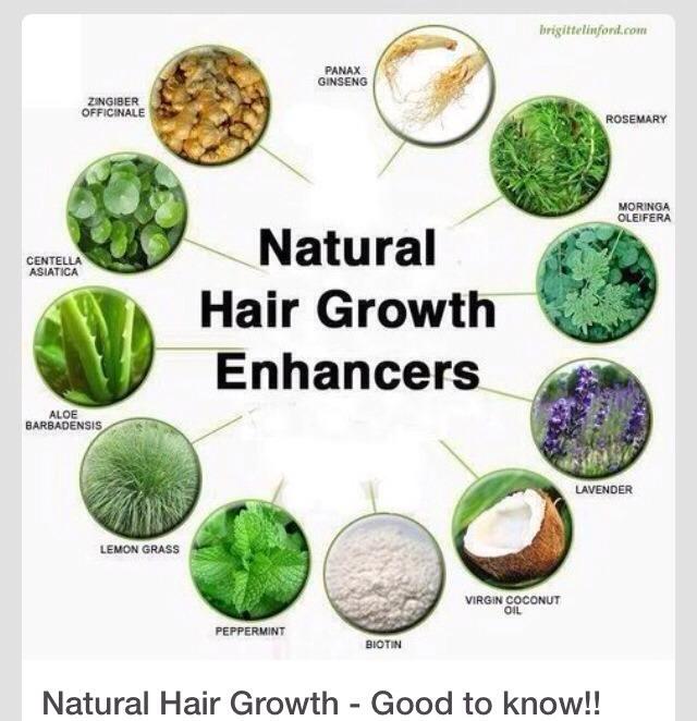 Natural Hair Growth Diy