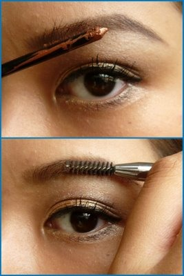 how to make eyebrows grow fuller