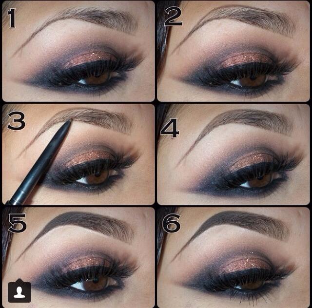 Ways To Do Your Eyeshadow! ?