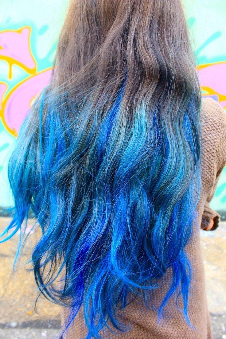 How To Dye Your Hair With Kool Aid Btw Possibly Might Not
