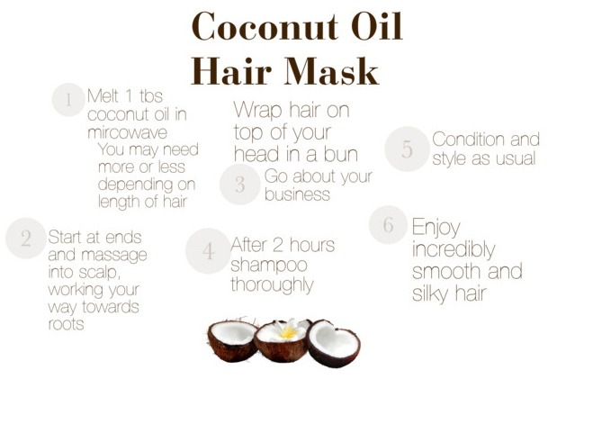 how to grow your hair overnight without coconut oil